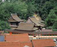 日御碕神社(重文)