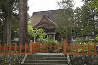 三社合祭殿
