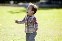 小さな男の子