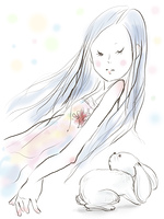 白ウサギと私
