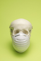 防塵マスクのイメージ