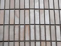 建物のタイルの壁