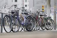 自転車の迷惑駐輪