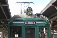 貸し切りの路面電車