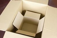 段ボールの空箱