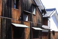 近江八幡の家並