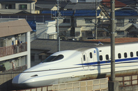 走る新幹線700系