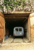 フランスの車庫