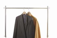 シャツとスーツ