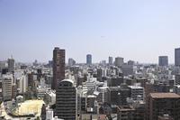 大阪の街並