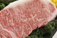 霜降りの牛肉
