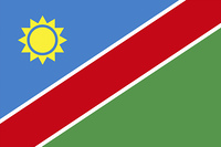 ナミビアの国旗