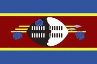 スワジランドの国旗