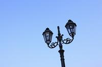 神戸の街灯