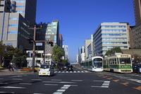 広島市街地の街並