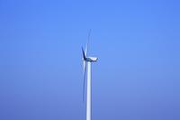 米子市大山町の風車