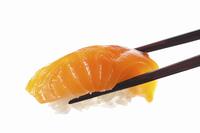 サーモンにぎり寿司