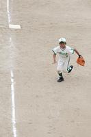 少年野球サードの守備