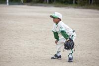少年野球初めての外野守備