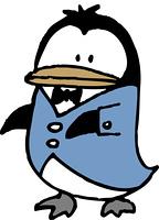 紳士ペンギン