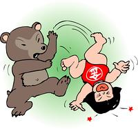 熊と金太郎