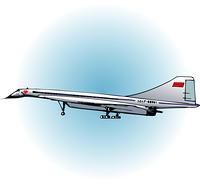 ツポレフTU-144