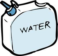 水ポリタンク