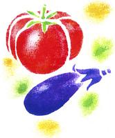 トマトとナス