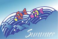 夏のメッセージ