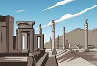 ペルセポリス宮殿