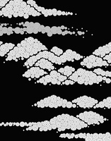 和風柄のパターン
