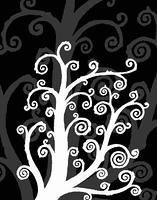 植物模様のパターン