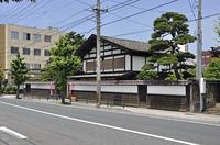 初夏の酒田・旧鐙屋