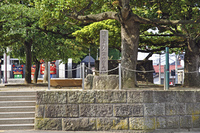 初夏の酒田・酒田三十六人衆ゆかりの地碑