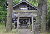 初夏の酒田・酒田港金毘羅宮