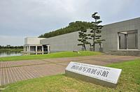初夏の酒田・酒田市写真展示館 土門拳記念館