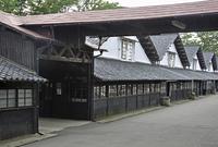 初夏の酒田・山居倉庫