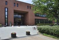 初夏の酒田・市立中央図書館