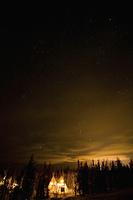 カナダ/イエローナイフの星空