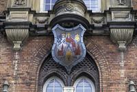 オーデンセ市庁舎の紋章