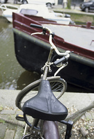自転車とボート