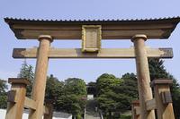 宇都宮二荒山神社の鳥居