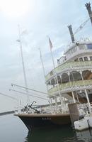 琵琶湖の遊覧船