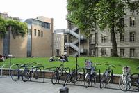 ロンドン大学の構内