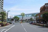 石神井公園駅前