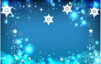 冬のクリスマスの背景
