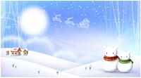 幸せな冬物語