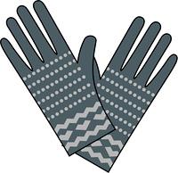 男性用手袋