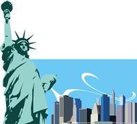 アメリカのマンハッタン