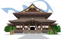 長野の善光寺